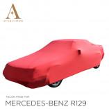 Mercedes-Benz R129 SL Autohoes - Maatwerk - Rood