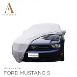 Ford Mustang 5 2005-2014  Indoor Autohoes - Zilvergrijs