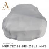 Mercedes-Benz SLS AMG Roadster Indoor Autohoes