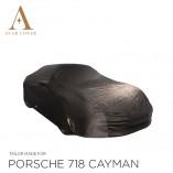 Porsche Boxster & Cayman 981 718 Outdoor Autohoes - Star Cover - Spiegelzakken