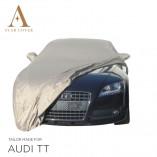 Audi TT 8J Roadster Outdoor Autohoes - Spiegelzakken