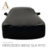 Mercedes-Benz SLK R170 Outdoor Autohoes - Spiegelzakken - Zwart