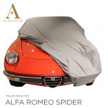 Alfa Romeo Spider Stuttgart Outdoor Autohoes