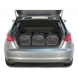 Audi A3 Sportback (8V) E-Tron 2014-heden 5d Car-Bags reistassenset