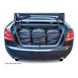 Audi A4 Cabriolet (B6 & B7) 2001-2008 Car-Bags reistassenset