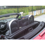 Installation manual Audi TT 8N Roadster - bracket system
