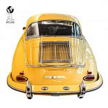 Porsche 356 A B C Bagagerek Style Leitz - Chroom