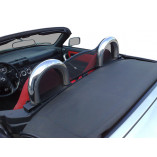 Toyota MR2 Windscherm voor Rolbeugel - Zwart 2000-2005