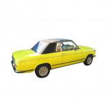 BMW 1600/2002 Cabrio 1971-1975 - Stoffen Cabriokap Sonnenland®