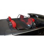 BMW 3 Serie E93 Aluminium Windscherm - Zwart 2006-2013