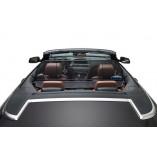 BMW 6 Serie F12 Aluminium Windscherm - Zwart 2011-2018