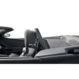 Chevrolet Camaro 5 Aluminium Windscherm  - Zwart 2011-2015