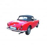 PVC cabriokap Alfa Romeo Giulia Spider 1600 1962-1966