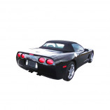 Corvette C5 stoffen cabriokap met glazen achterruit 1998-2004