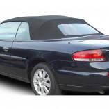 Chrysler Sebring stoffen cabriokap met glazen achterruit 2001-2006