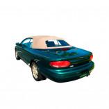 Chrysler Stratus stoffen cabriokap met glazen achterruit 1996-2001