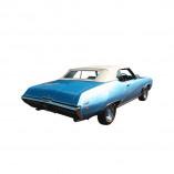 Buick Special 1968-1972 - PVC cabriokap Haartz Single Texture Forté