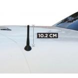 Korte antenne The Stubby Chevrolet Corvette Convertible C5