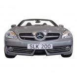 Mercedes-Benz SLK171 RVS Koelgril (3-delig) 2008-2011