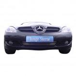 Mercedes-Benz SLK171 RVS Koelgril (1-delig) 2004-2008