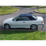 BMW 3 serie E36 Sonneland A5 cabriokap met zijvakken 1994-1996