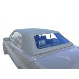 BMW 3 Serie E30 1987-1993 - stoffen cabriokap (elektrisch) Mohair®