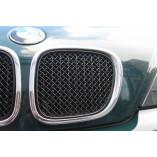 BMW Z3 Roadster motorkap grille - Zwart