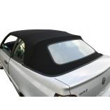 Volkswagen Golf 3 & 4 Cabrio glazen achterruit 1993-2002