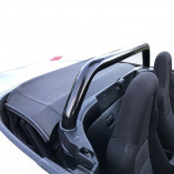 Toyota MR2 Roadster RVS Rolbeugel TTE Style PIANO BLACK 1999-2007