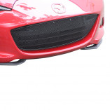Voorbumper grillle Mazda MX-5 ND/RF - Mesh wide - Zwart