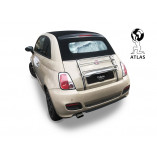 Fiat 500C Bagagerek 2009-heden