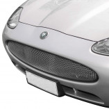 Jaguar XK8 / XKR / X100 Convex RVS grille (1996-2003)