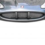 Originele Jaguar XK8 / XKR / X100  3-delige RVS grille