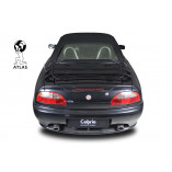 MGF & MG TF Bagagerek - Limited Edition - Zwart 1995-2011
