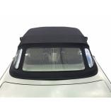 Mercedes-Benz R107 SL 1971-1989 stoffen cabriokap met achterruitsectie Mohair