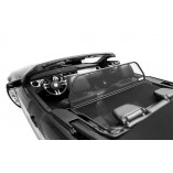 Ford Mustang 5 Aluminium Windscherm - Zwart 2005-2014