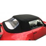 Porsche 964 Sonnenland A5 cabriokap - PVC achterruit 1986-1994