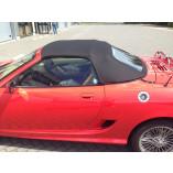 MGF / TF Sonnenland A5 cabriokap - alleen voorzijde - 4 delig 1996-1998