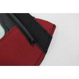 MGF / TF PVC achterruit - rood - 1996-2009