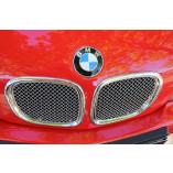 BMW Z3 Roadster RVS Grill / Nieren (2-delig)