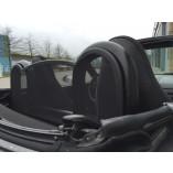 Mazda MX-5 NA & NB rolbeugel + windscherm Model B - BLACK EDITION 1989-2005