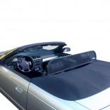 Ford Thunderbird Aluminium Windscherm - Zwart 2000-2005