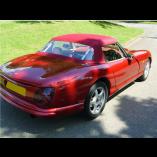 TVR Chimeara Sonnenland A5 cabriokap 1992-2003