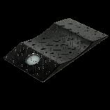 Tyreguard bandenbeschermer (4 stuks) - Zwart