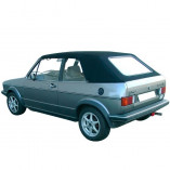 Volkswagen Golf 1 Sonnenland A5 cabriokap 1980-1993 - Zwart