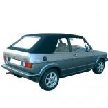 Volkswagen Golf 1 1979-1993 - Stoffen cabriokap Stayfast