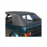 Volkswagen Golf 1 1979-1993 - PVC cabriokap met OEM korrel relief