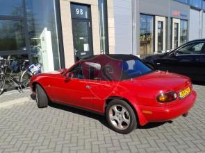 Mazda MX-5 NA Sonnenland A5 cabriokap -alleen voorzijde 1990-1997