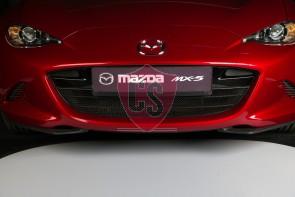 Voorbumper grille Mazda MX-5 ND/RF - Narrow - Zwart