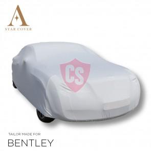 Bentley Coninental GTC Indoor Autohoes - Maatwerk - Zilvergrijs